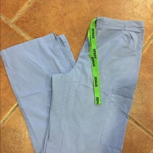 Crocs Scrub Pants Size Small S Women's Medical